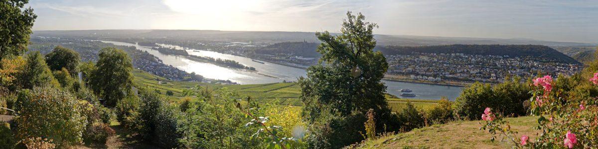 Rheinsteig – 2ème partie