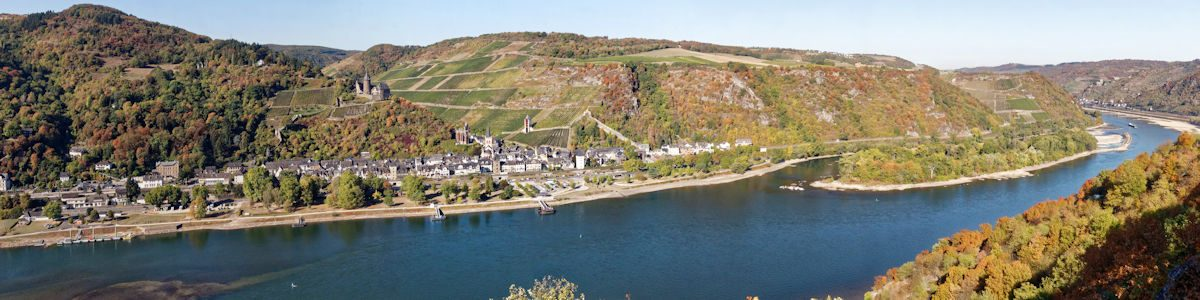 Rheinsteig – 3ème partie